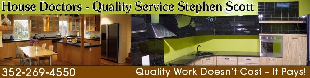 House Doctors: Stephen Scott Quality Service Inc logo