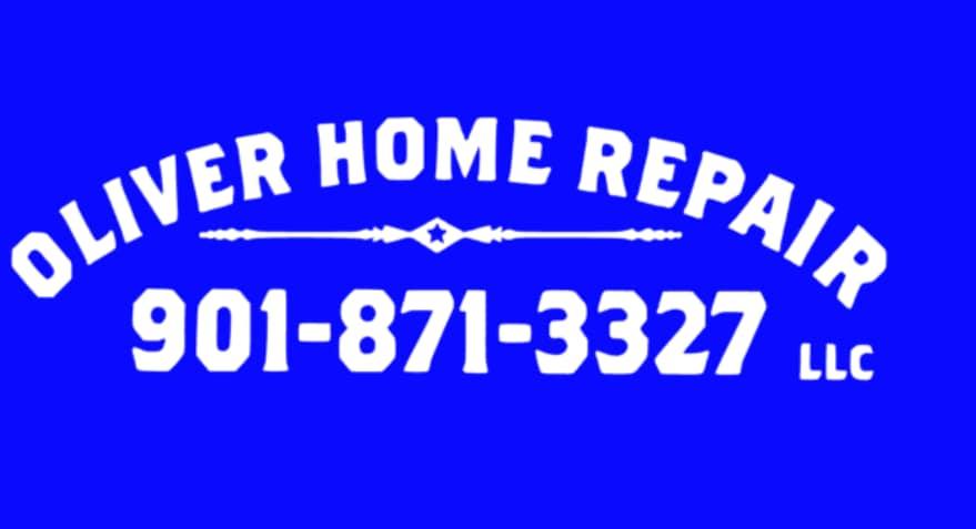 Oliver Home Repair logo