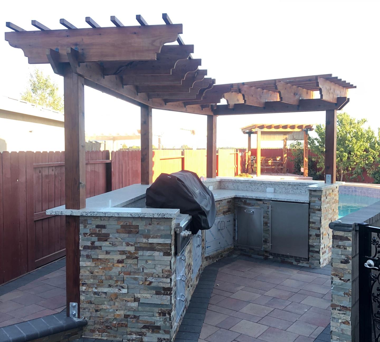 Manteca Outdoor Kitchen