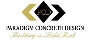 Paradigm Concrete Design logo