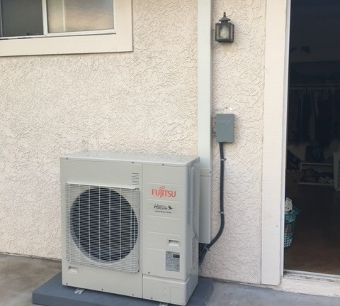 New hybrid Heat Pump