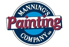 Manning's Painting Company LLC logo