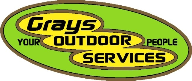 Grays Outdoor Services logo
