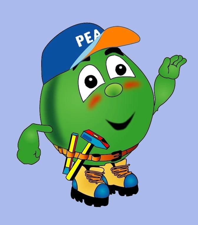 PEA Construction & Remodel  logo