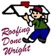 C L Wright Roofing Inc logo