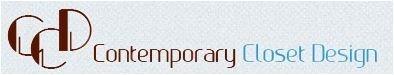 Contemporary Closet Design logo