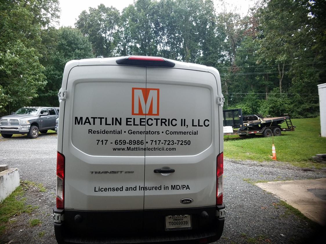 Mattlin Electric ii, LLC logo