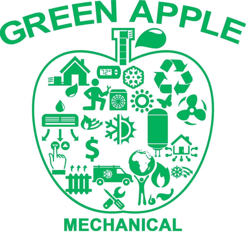 Green Apple Mechanical logo