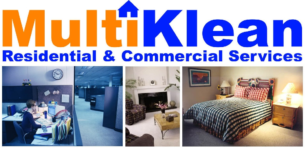 Multi-Klean Residential and Commercial Services logo