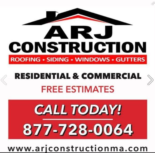 ARJ Construction Inc. logo