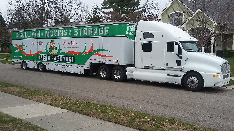 O'Sullivan Moving & Storage Company logo