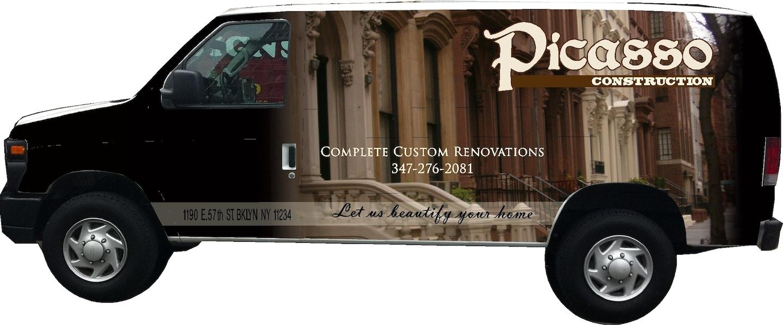 Picasso Expert Renovations logo
