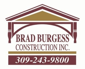 BRAD BURGESS CONSTRUCTION logo