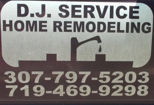 DJ Service & Home Repair logo