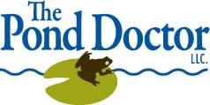 The Pond Doctor logo