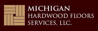MICHIGAN HARDWOOD FLOORS SERVICES logo