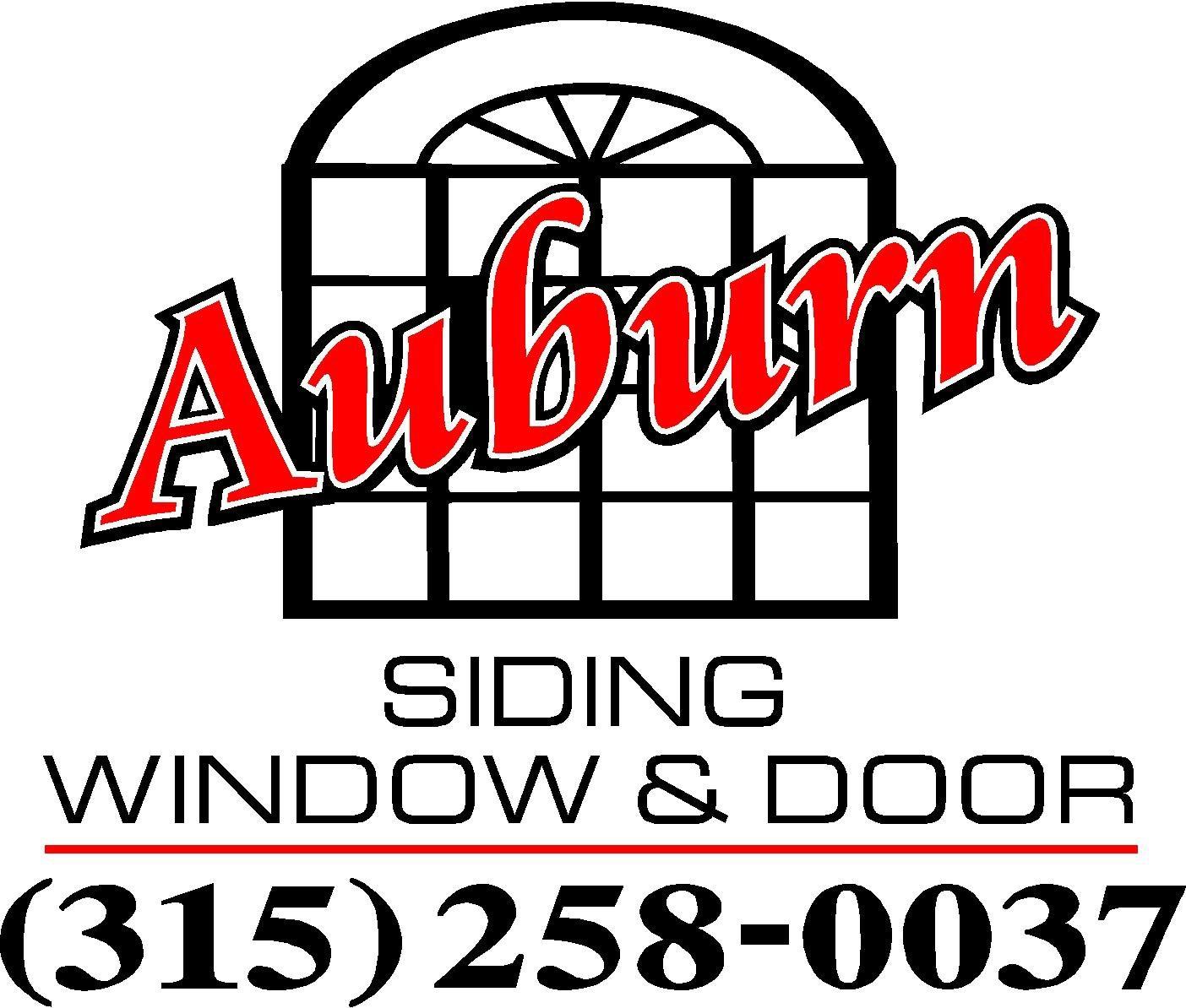 Auburn Siding Window & Door logo