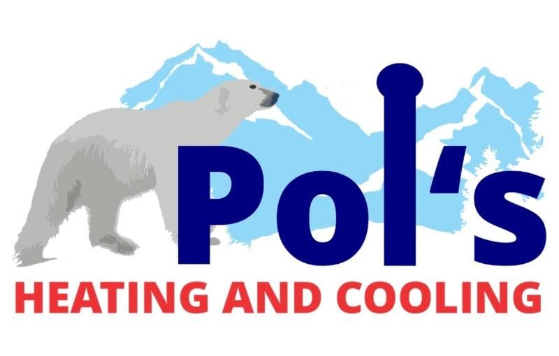 Pols Heating and Cooling LLC  logo