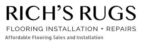 Rich's Rugs logo