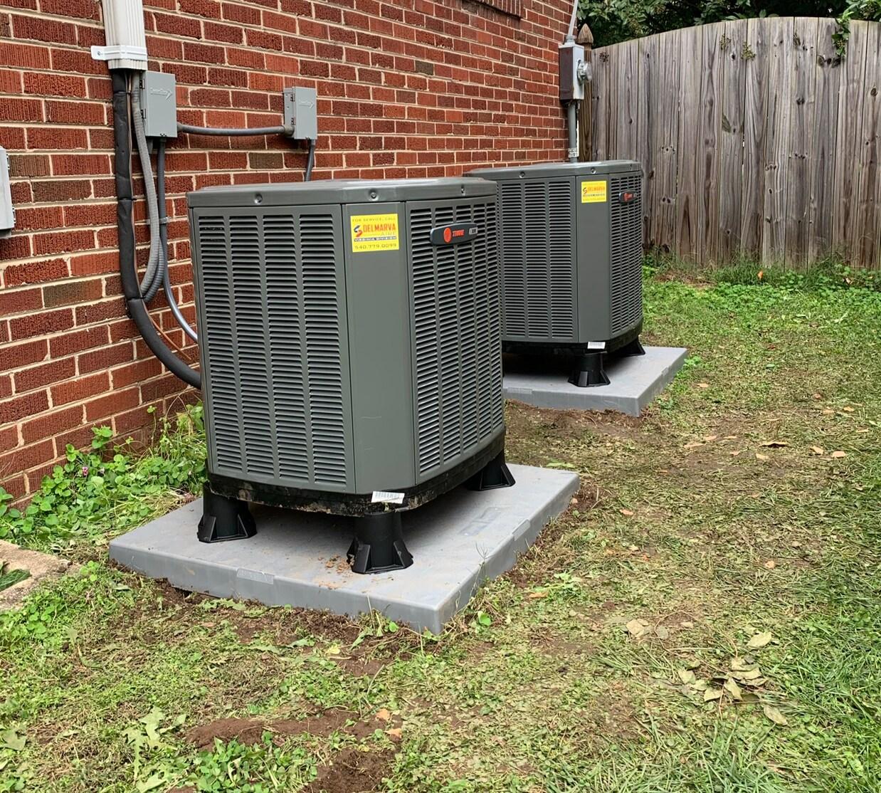 22401 Split Heat Pump Replacements