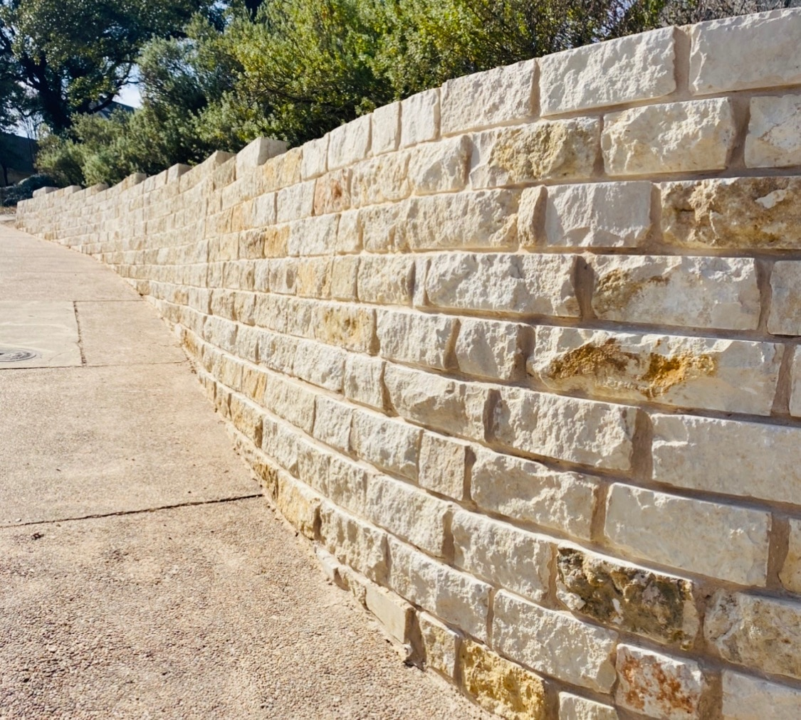 Creating and construction of a new beautiful wall!