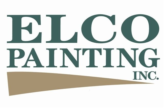 ELCO Painting Inc. logo