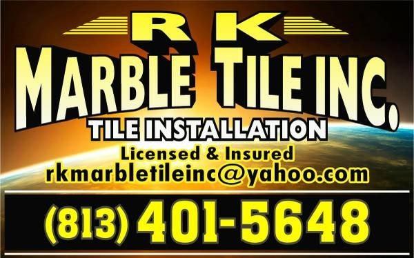 RK Marble Tile Inc. logo