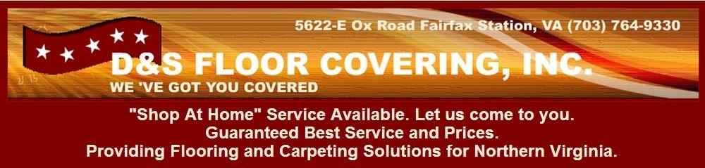 D&S Floor Covering Inc logo