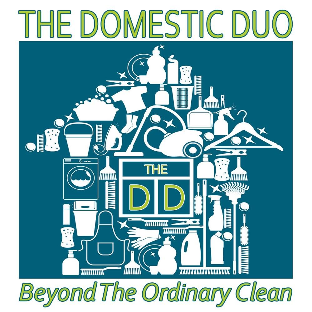 The Domestic Duo logo