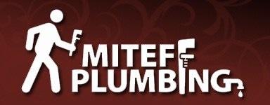 Miteff Plumbing logo