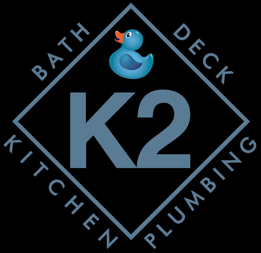 K2 Bath Deck & Kitchen logo