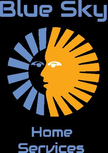 Blue Sky Home Services logo