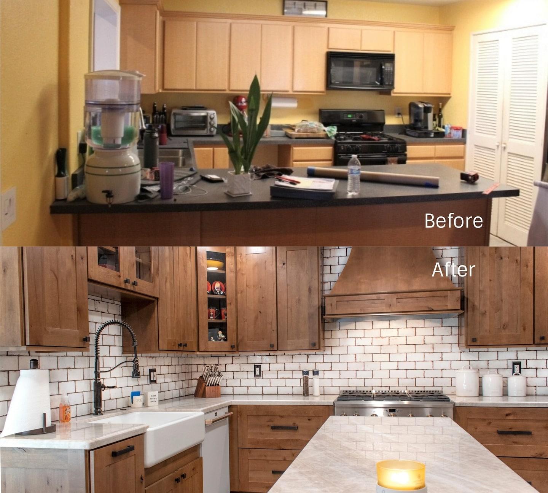 Kitchen Remodel - Santee, CA