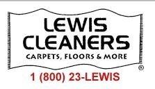 Lewis Carpet Cleaners & Floor Care Inc logo