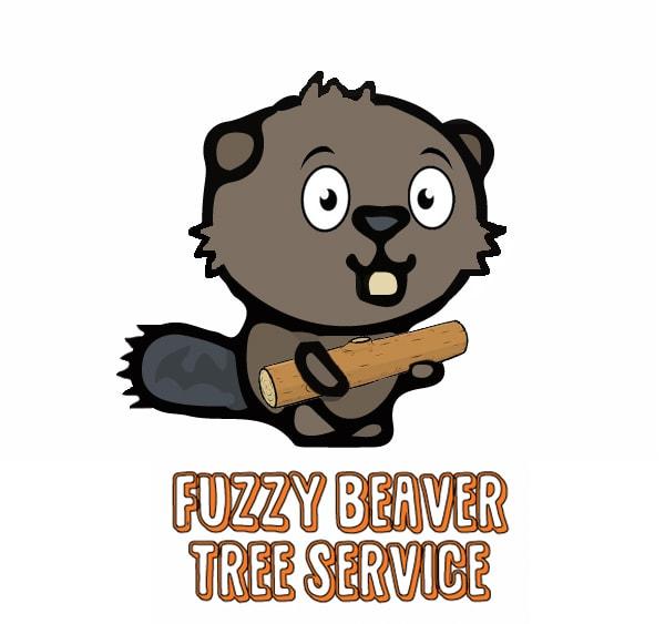 Fuzzy Beaver Tree Service logo