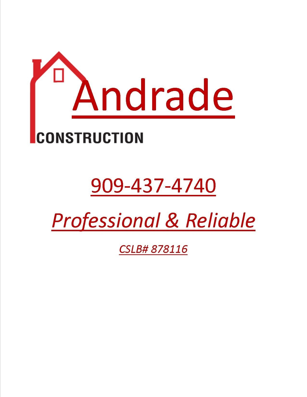 Andrade Construction logo