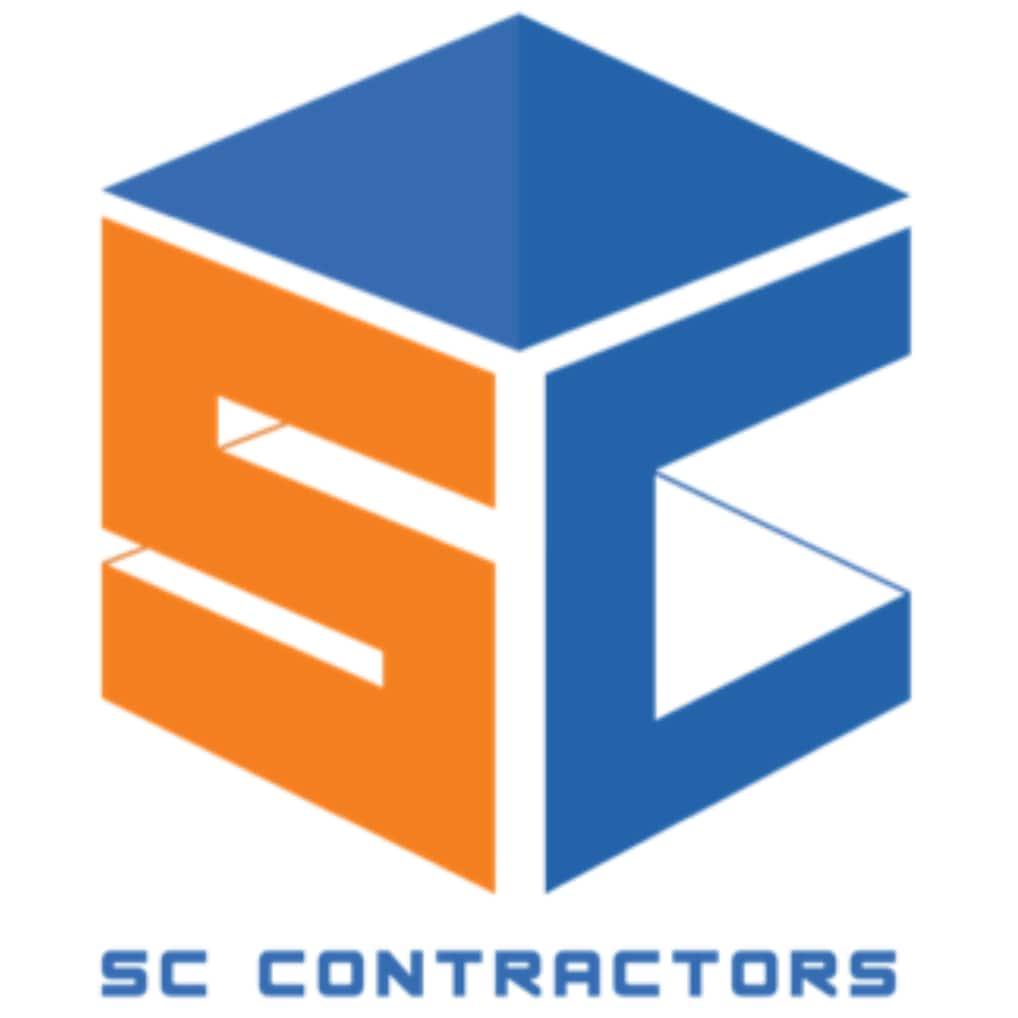 SC Contractors logo