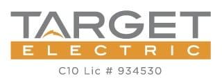 Target Electric logo