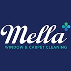 Mella Window & Carpet Cleaning logo