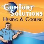 Comfort Solutions Heating & Cooling Inc logo