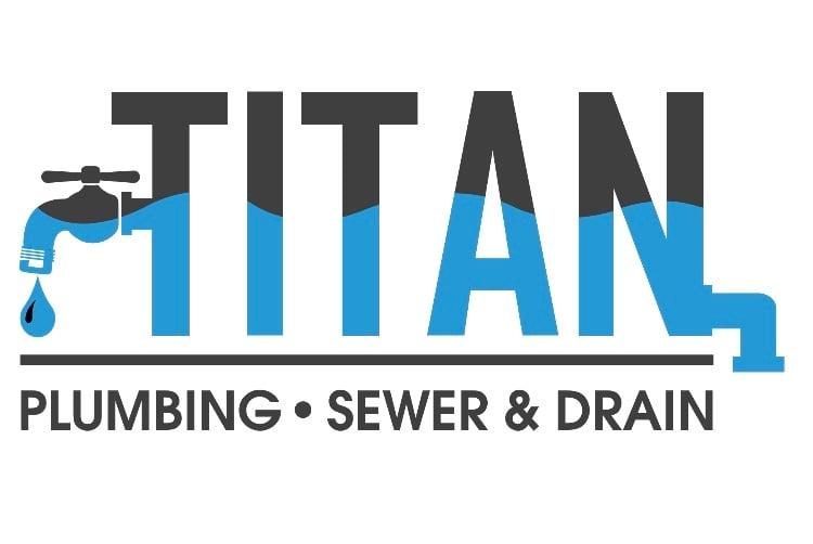 Titan Plumbing Sewer & Drain logo