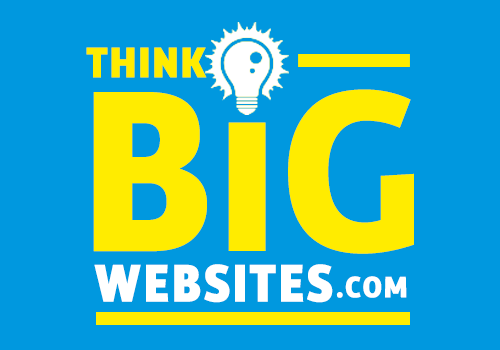Think Big Websites logo
