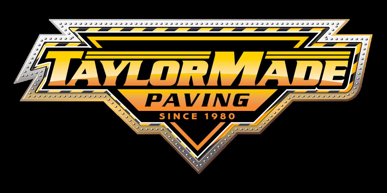 Taylor Made Paving logo
