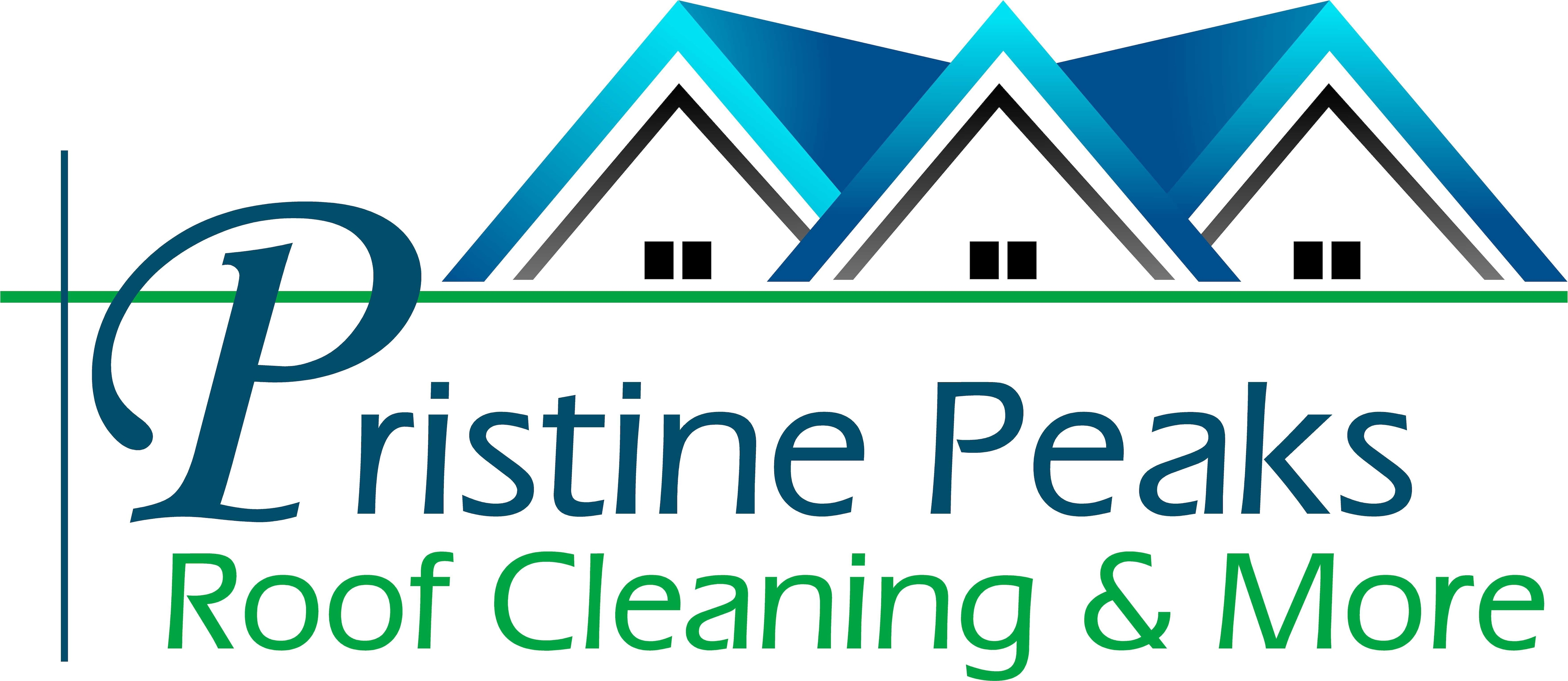 Pristine Peaks Roof Cleaning and More logo