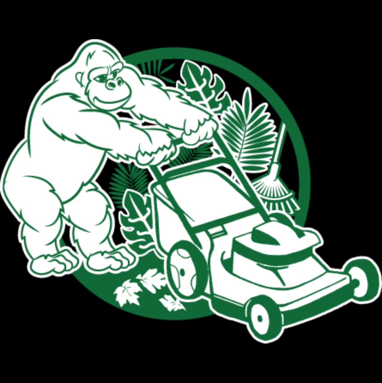 Wild Jungle Landscaping  logo