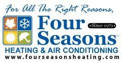 Four Seasons Heating & Air Conditioning logo