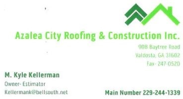 Azalea City Roofing & Construction Inc logo