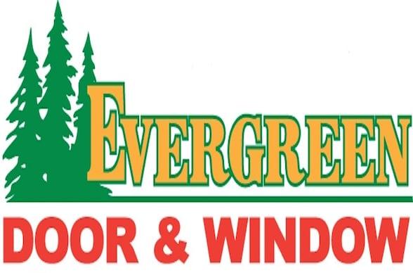 Evergreen Door & Window logo