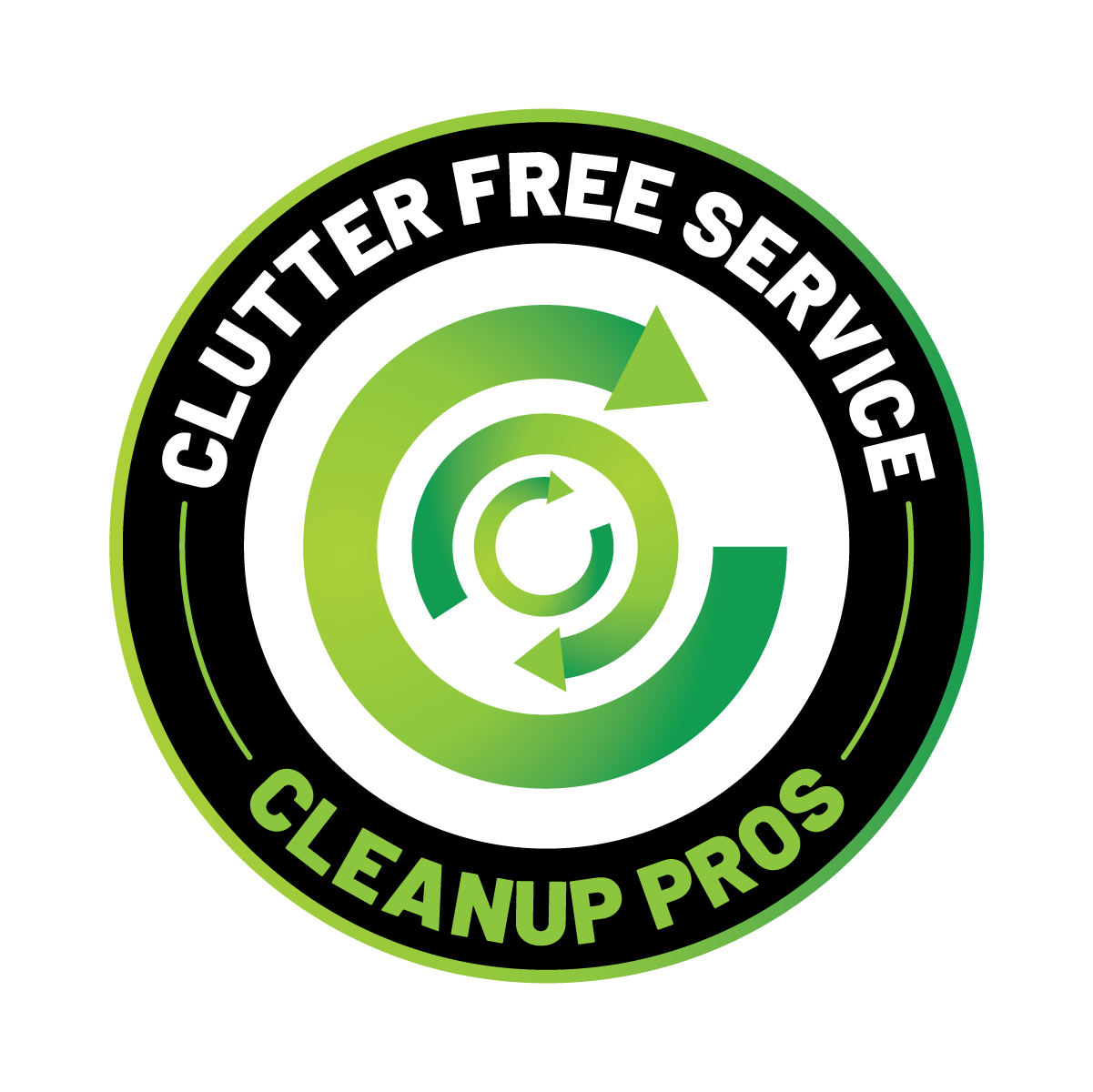 Clutter Free Junk Removal Service & Cleanup Pros logo