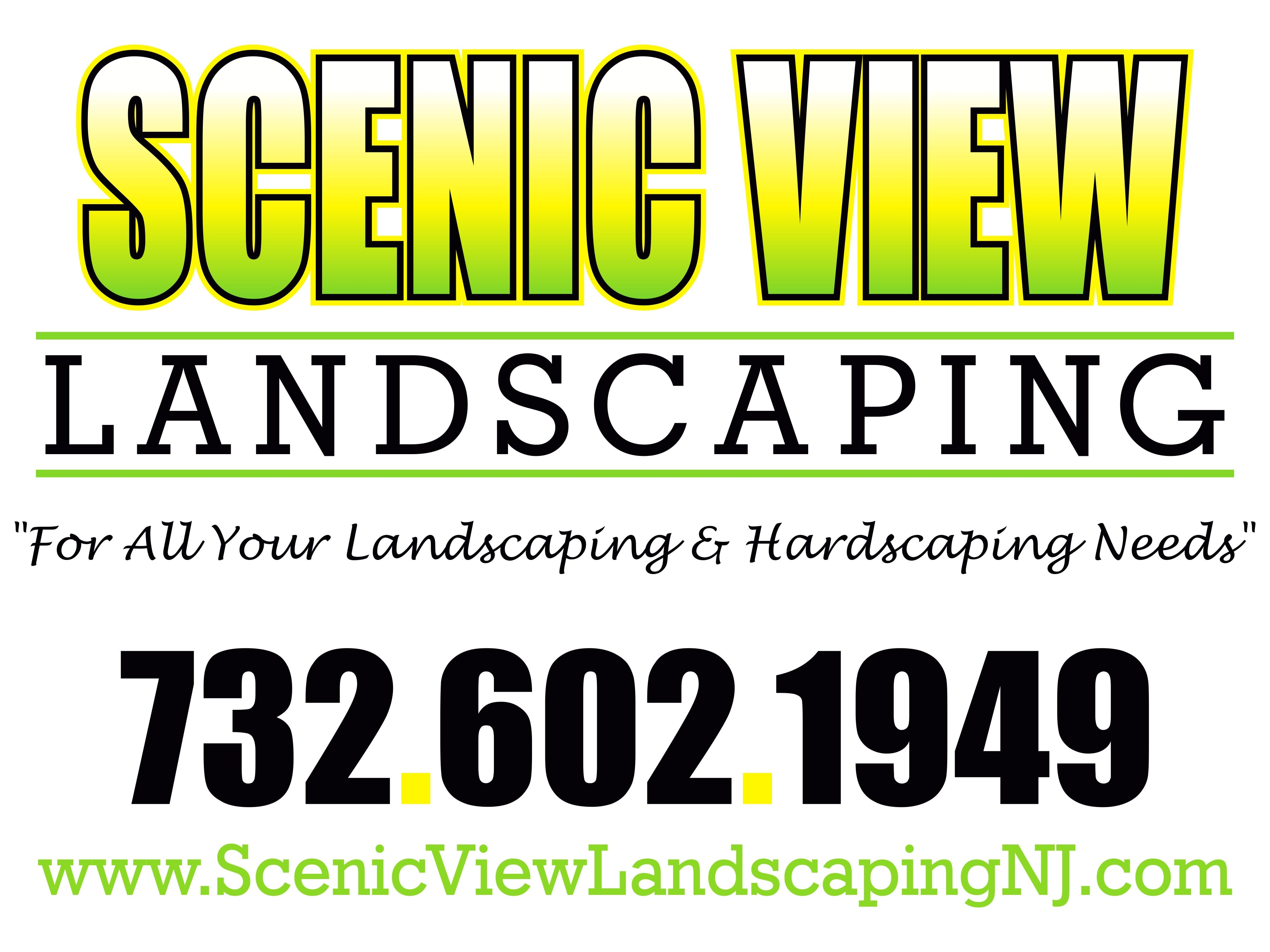 Scenic View Landscaping & Design Specialists LLC logo